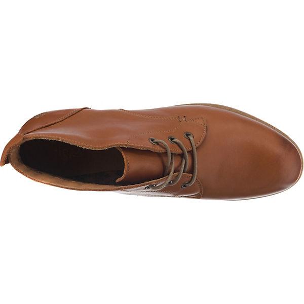 Apple of Eden, Bruna  Schnürstiefeletten, cognac Schuhe  Gute Qualität beliebte Schuhe cognac 051ae6