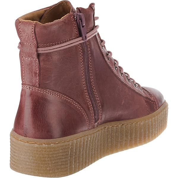 Apple of Eden, Rosa  Qualität Schnürstiefeletten, rosa  Gute Qualität  beliebte Schuhe 45ca30