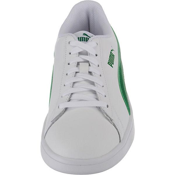 PUMA, Sneakers Low, 1 weiß Modell 1 Low,   c8daaf