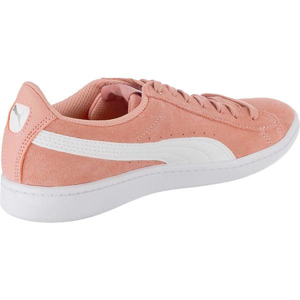 PUMA, Sneakers Low, Low, Sneakers koralle   b54990