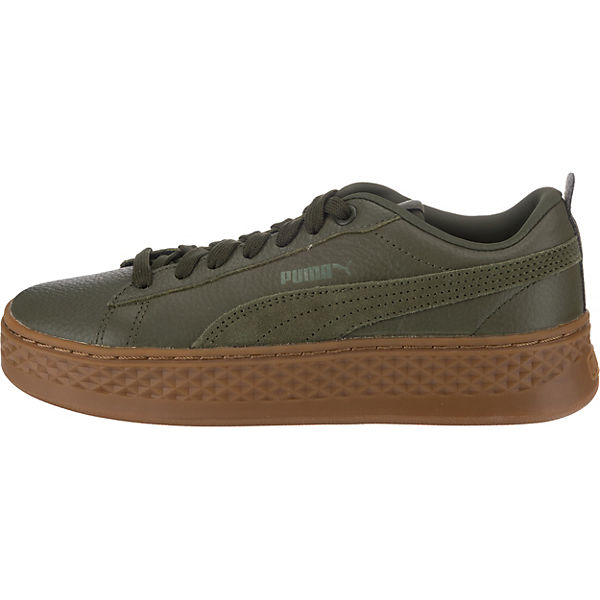 Sneakers Low khaki PUMA khaki PUMA Low Sneakers Low Sneakers PUMA 8Xqx61w
