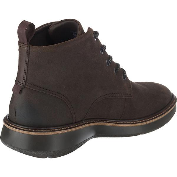 ecco,  Aurora  Schnürstiefeletten, dunkelbraun  ecco, Gute Qualität beliebte Schuhe af7231