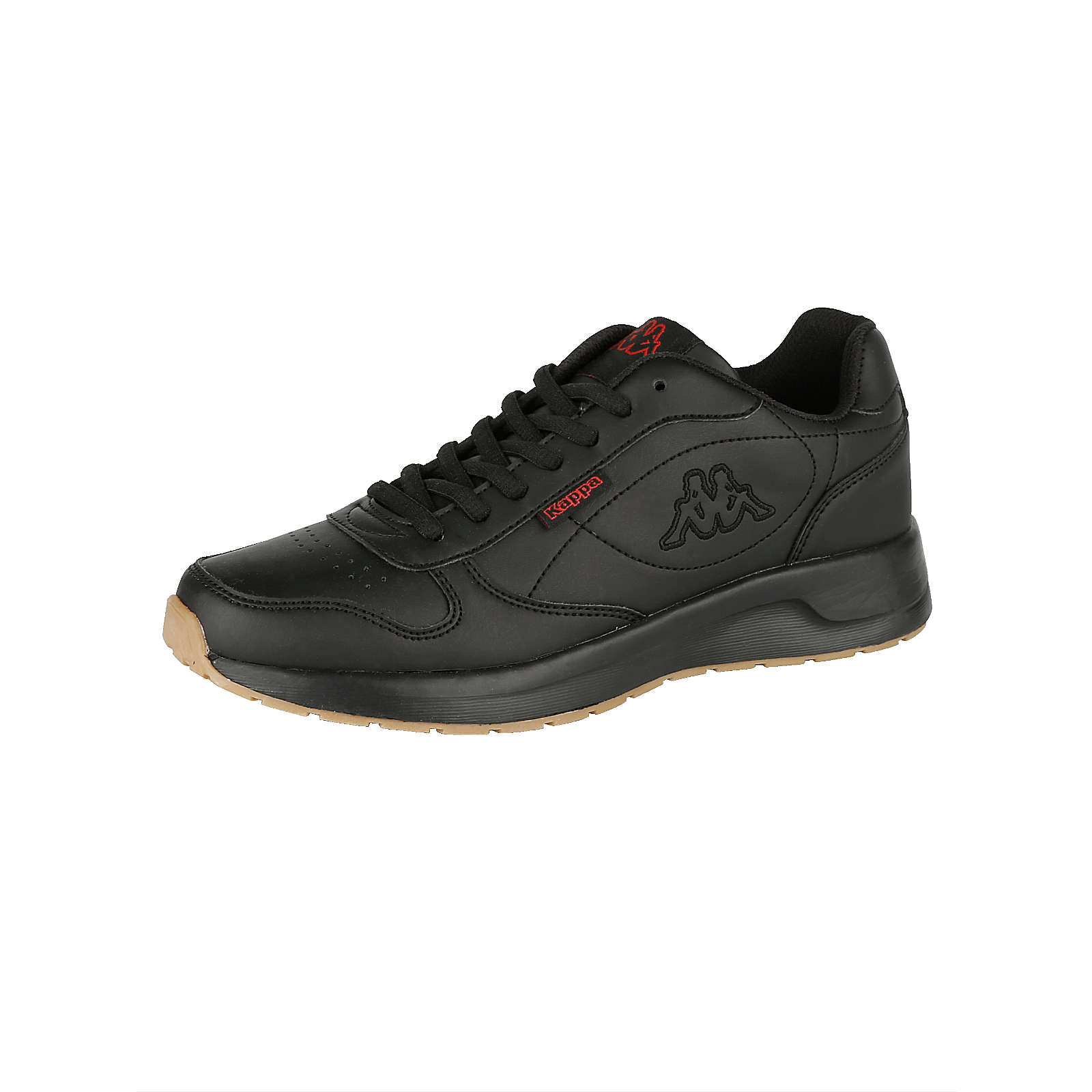 Kappa Sneakers Low schwarz Gr. 36