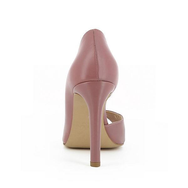Evita Shoes, Gute BELINA Peeptoe-Pumps, altrosa  Gute Shoes, Qualität beliebte Schuhe e85bc5