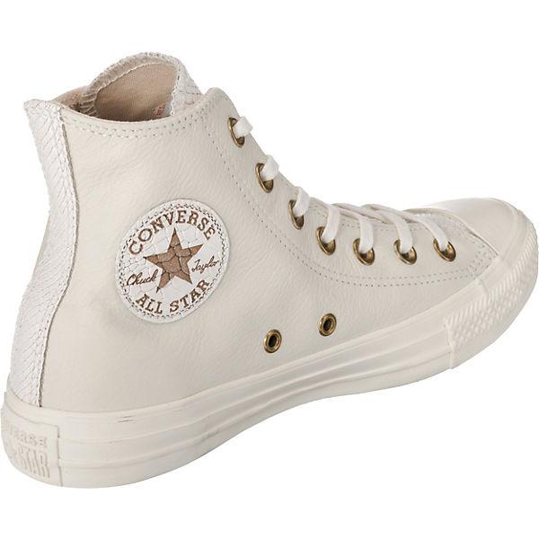 Star Taylor creme High Sneakers All CONVERSE Chuck q5tgY