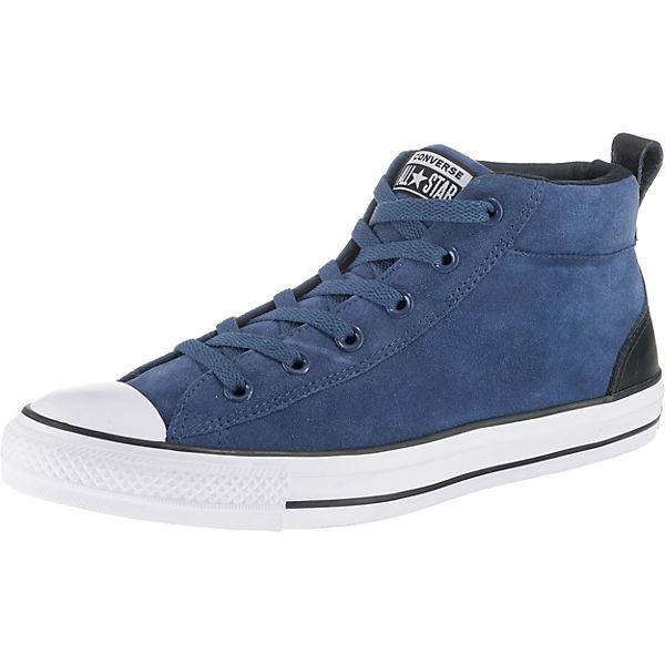 Taylor CONVERSE Street Star All Chuck Sneakers blau High RSwSxHz5