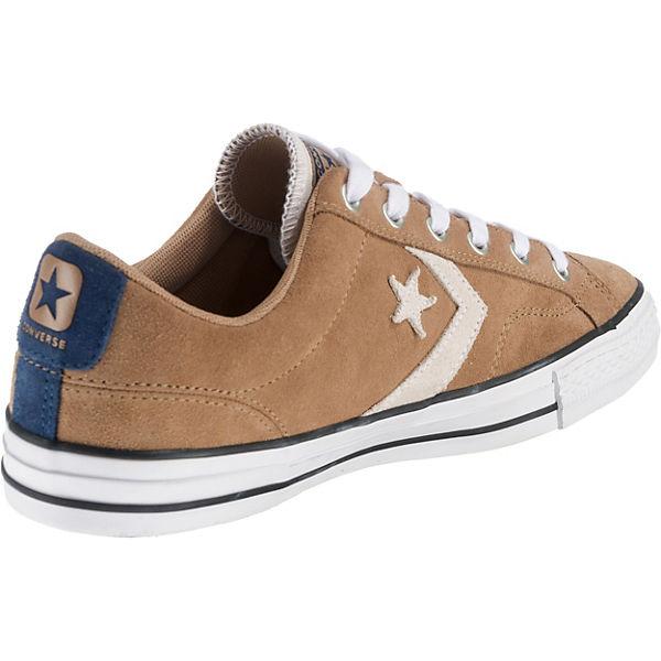 Ox camel Player CONVERSE Star Sneakers Low ESTSzwq