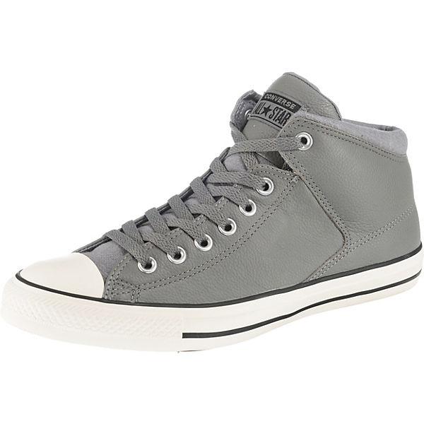 All Chuck grau Street Star Sneakers Taylor High CONVERSE qExS8wfq