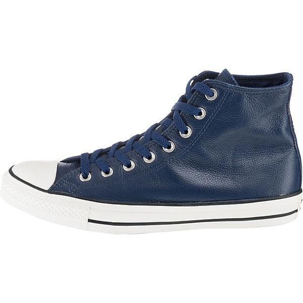 CONVERSE, Chuck Taylor blau All Star Sneakers High, blau Taylor   542d56