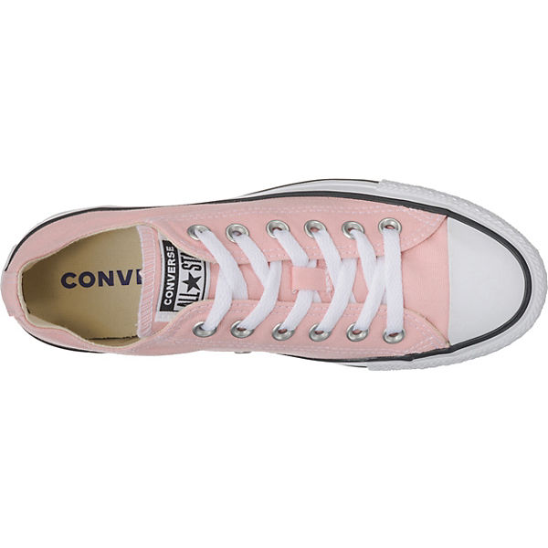 Low Star All pink Chuck Ox Sneakers Taylor CONVERSE wpv7xRnq6x