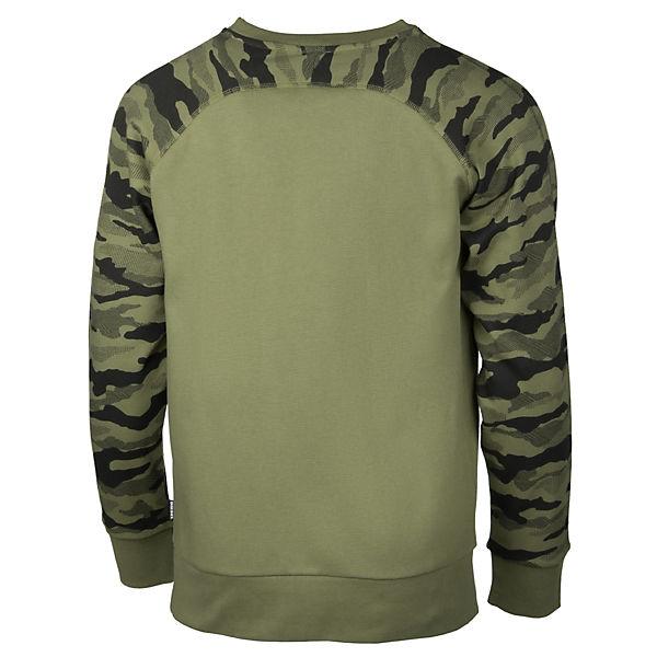 DIESEL UMLT grün DIESEL Sweatshirts grün Sweatshirts CASEY UMLT CASEY DIESEL UMLT CASEY dtranqn
