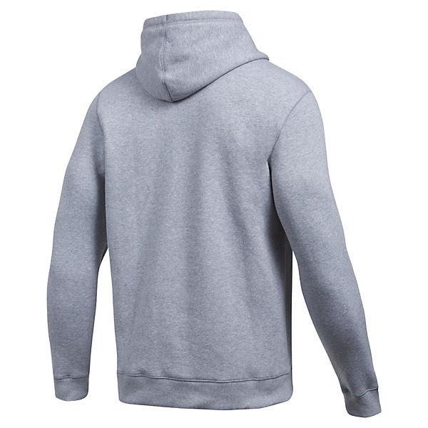 grau Graphic Under Armour Fitted Rival Hoodie Fleece Sweatshirts xXfBX0wq