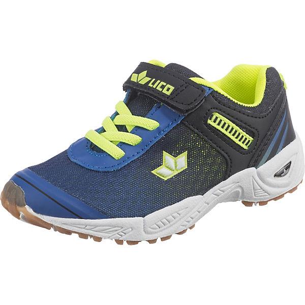 buy online 7341a aac1d LICO, Sportschuhe Barney VS für Jungen, blau