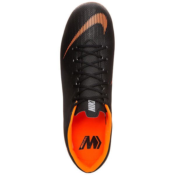 Nike Performance, Mercurial Vapor  XII Academy MG Fußballschuhe, schwarz  Vapor  9838f4