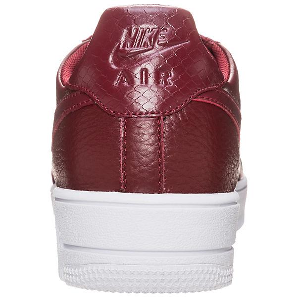 Nike Sportswear, Nike Air Force 1 UltraForce Sneakers Low, rot/weiß