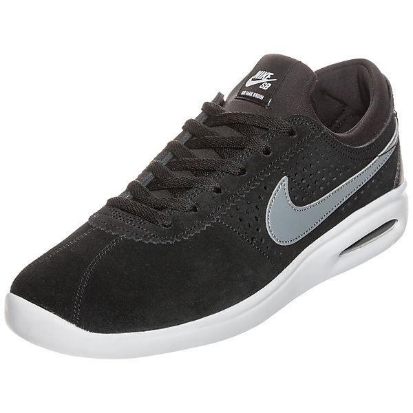 NIKE Air SB Sneakers Max Bruin Nike Low Vapor schwarz 4r4RAwqg