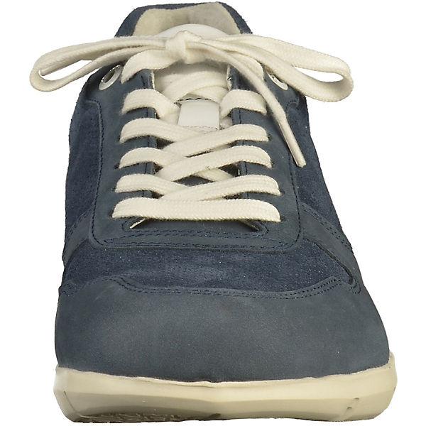 BIRKENSTOCK Cincinnati Sneakers Low beliebte dunkelblau  Gute Qualität beliebte Low Schuhe ff5f23