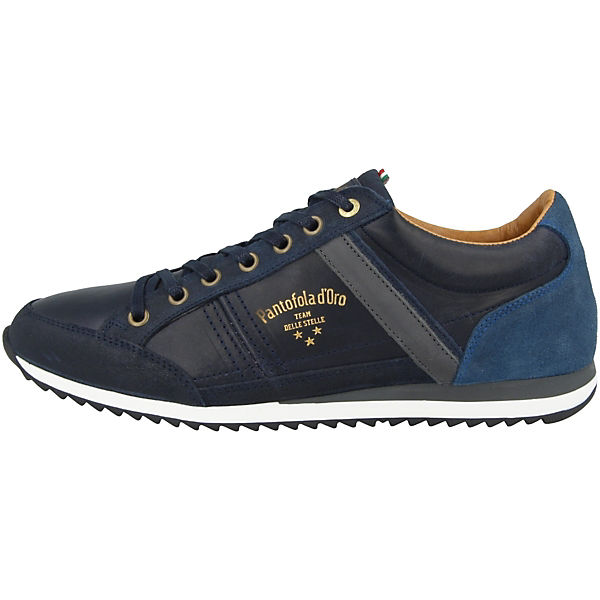 Pantofola d'Oro Matera Uomo Sneakers Low blau  Gute Qualität beliebte Schuhe