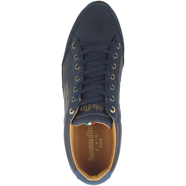 Pantofola d'Oro, Gute Matera Uomo Sneakers Low, blau  Gute d'Oro, Qualität beliebte Schuhe 23dd6b