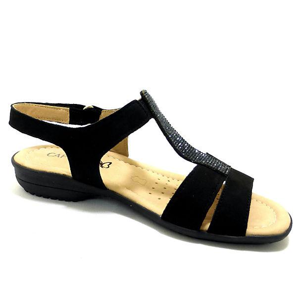 CAPRICE, Klassische Sandalen, beliebte schwarz  Gute Qualität beliebte Sandalen, Schuhe a65177
