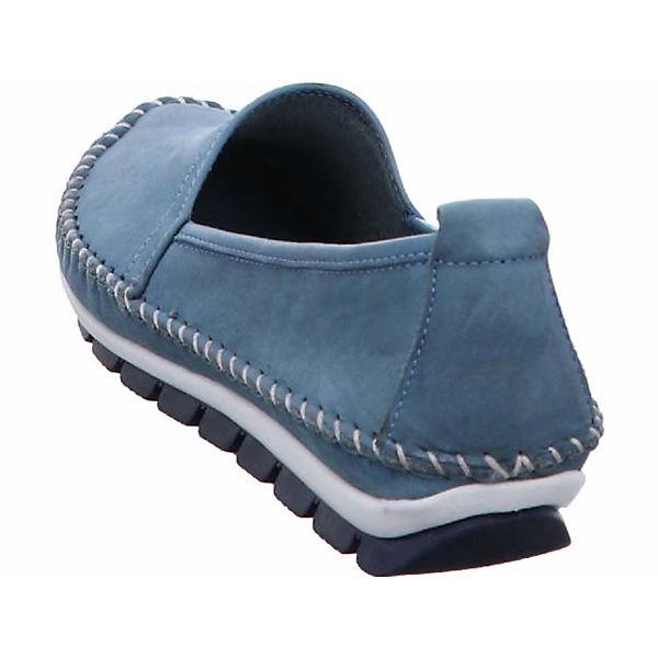 GEMINI, Loafers, blau     b1e73a