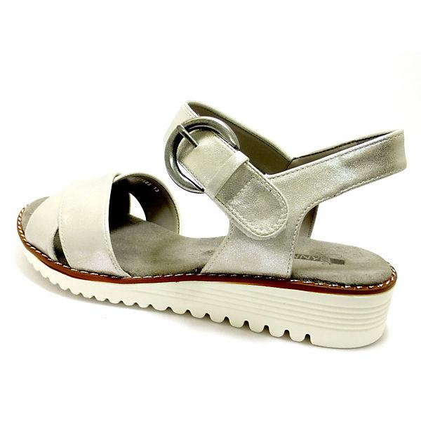 JENNY JENNY Klassische beige Klassische Sandalen Sandalen ddpqrw