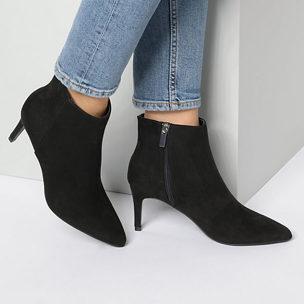 Ankle Boots Field Anna Boots Field Field Ankle Ankle Boots schwarz schwarz Anna Anna schwarz wxxAPpZ1q