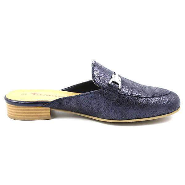 Tamaris, Sabots, beliebte blau  Gute Qualität beliebte Sabots, Schuhe a2ba6c