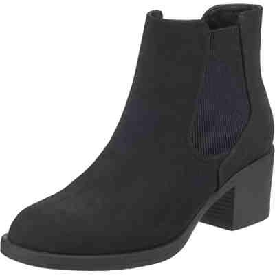 5f3337ef277c Anna Field, Chelsea Boots, schwarz