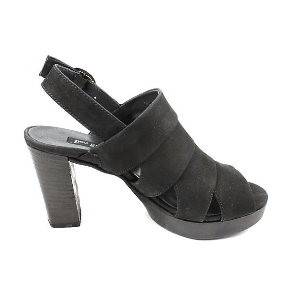 Paul Green Klassische Sandaletten schwarz  Gute Qualität beliebte Schuhe