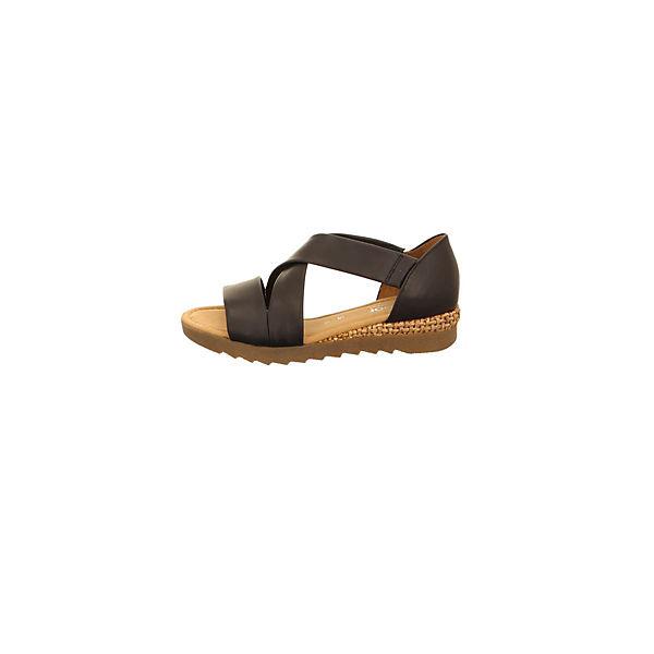 Gabor, Klassische Sandalen, blau  Gute Qualität beliebte Schuhe