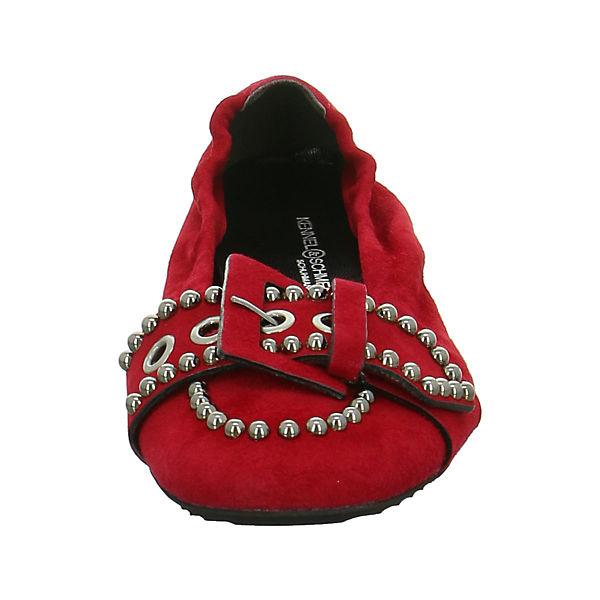 Kennel & Schmenger, Klassische Ballerinas, rot Gute Qualität beliebte Schuhe