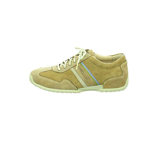 camel active, Sportliche Halbschuhe, gelb  Gute Qualität beliebte Schuhe