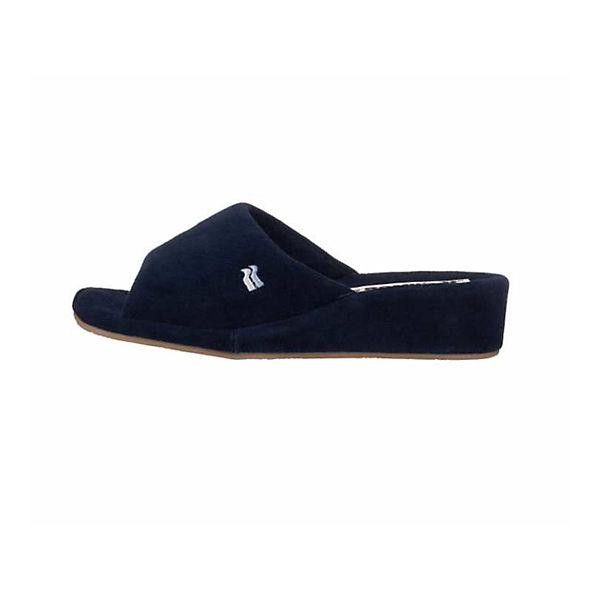 ROMIKA,  Pantoletten, dunkelblau  ROMIKA, Gute Qualität beliebte Schuhe 88519d