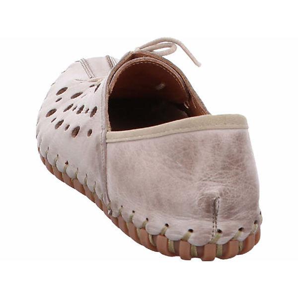 GEMINI, Offene Halbschuhe, beige Schuhe  Gute Qualität beliebte Schuhe beige b4ff44