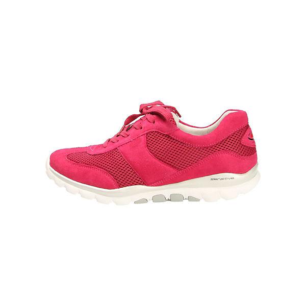 Gabor Sneakers Low pink  Gute Qualität beliebte Schuhe