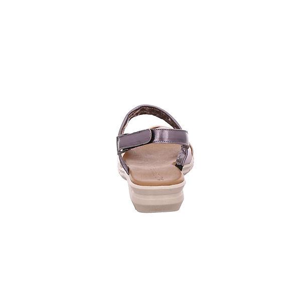Tamaris,  Klassische Sandaletten, bronze   Tamaris, 5191cb