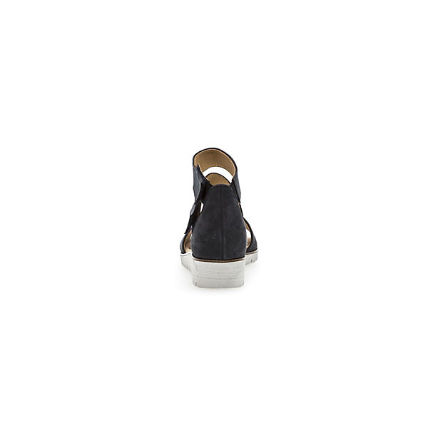 Gabor, KeilSandaleetten, dunkelblau dunkelblau dunkelblau  Gute Qualität beliebte Schuhe f0aadf