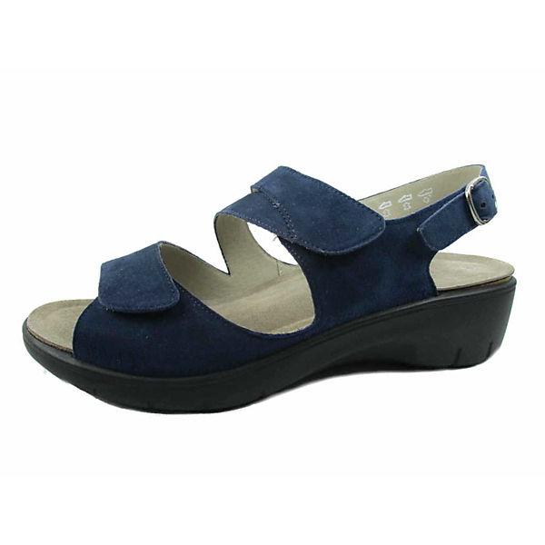 Solidus Komfort Sandalen Sandalen Solidus Komfort Sandalen blau Solidus Komfort blau blau CTSdwYxqY
