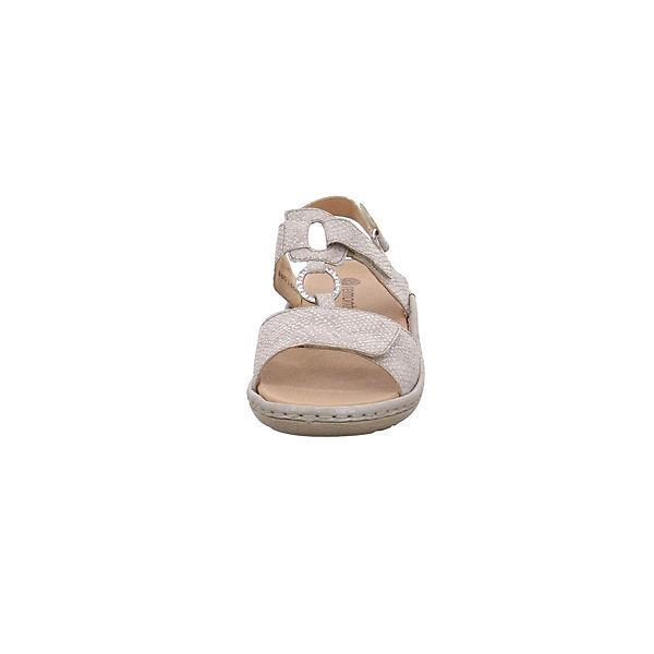 remonte, Klassische Qualität Sandalen, silber  Gute Qualität Klassische beliebte Schuhe 3689e7