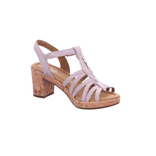 Gabor Klassische grau Gabor Klassische Gabor Sandaletten Sandaletten grau Gabor Klassische Sandaletten grau rqr7atxP