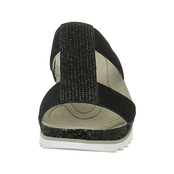 Gabor, Pantoletten, beliebte lila  Gute Qualität beliebte Pantoletten, Schuhe bc8660