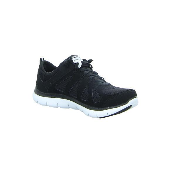 SKECHERS, Sneakers Low, schwarz schwarz Low,   db6b13