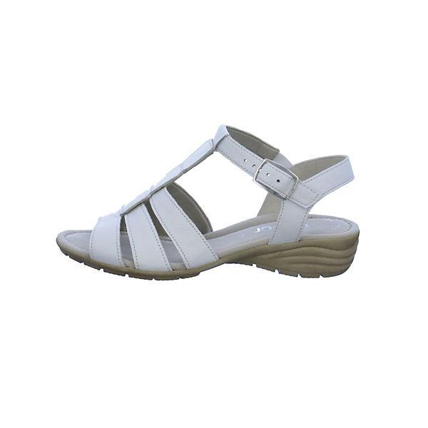weiß Sandaletten Klassische Gabor Klassische Gabor Sandaletten weiß Gabor xwPnHqf