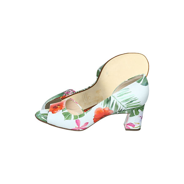 PETER Gute KAISER, Peeptoe-Pumps, mehrfarbig  Gute PETER Qualität beliebte Schuhe 3b2e6a