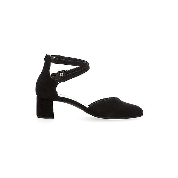 Gabor, Qualität Spangenpumps, schwarz  Gute Qualität Gabor, beliebte Schuhe ba0f75