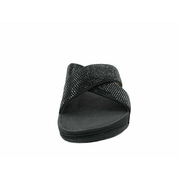 Pantoletten Pantoletten Pantoletten schwarz schwarz Komfort Komfort Komfort FitFlop FitFlop FitFlop Z8U1t