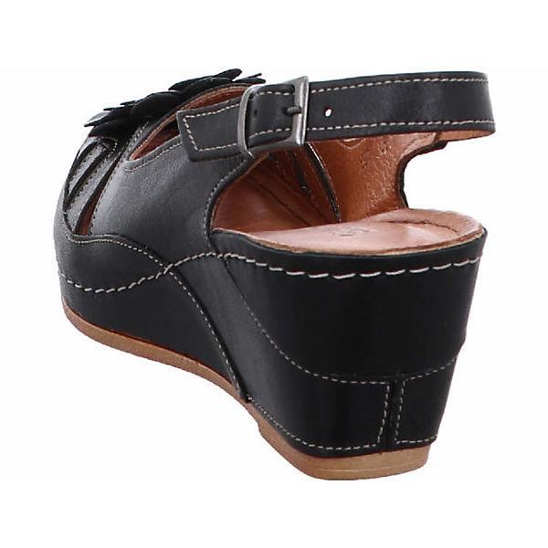 GEMINI, Sling-Pumps, beliebte schwarz  Gute Qualität beliebte Sling-Pumps, Schuhe 5e40ab