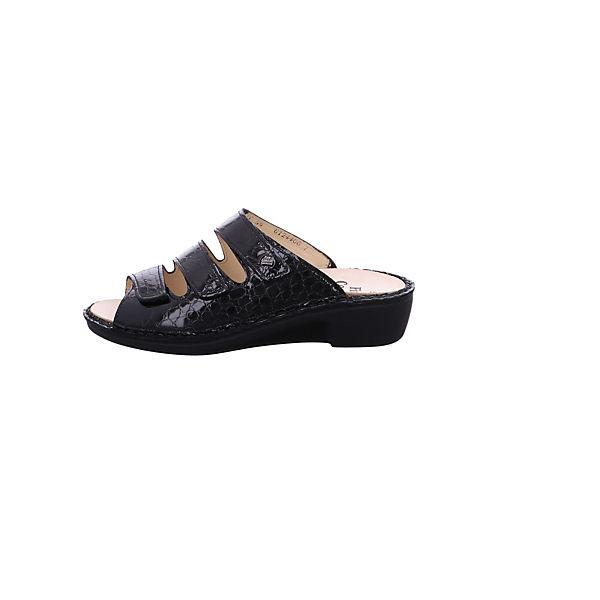 Finn Comfort Pantoletten schwarz  Gute Qualität beliebte Schuhe