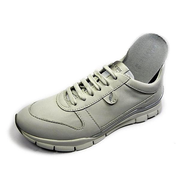 weiß Sneakers Low Sneakers Sneakers Sneakers GEOX GEOX GEOX Low GEOX weiß weiß Low FTxZ0wqH